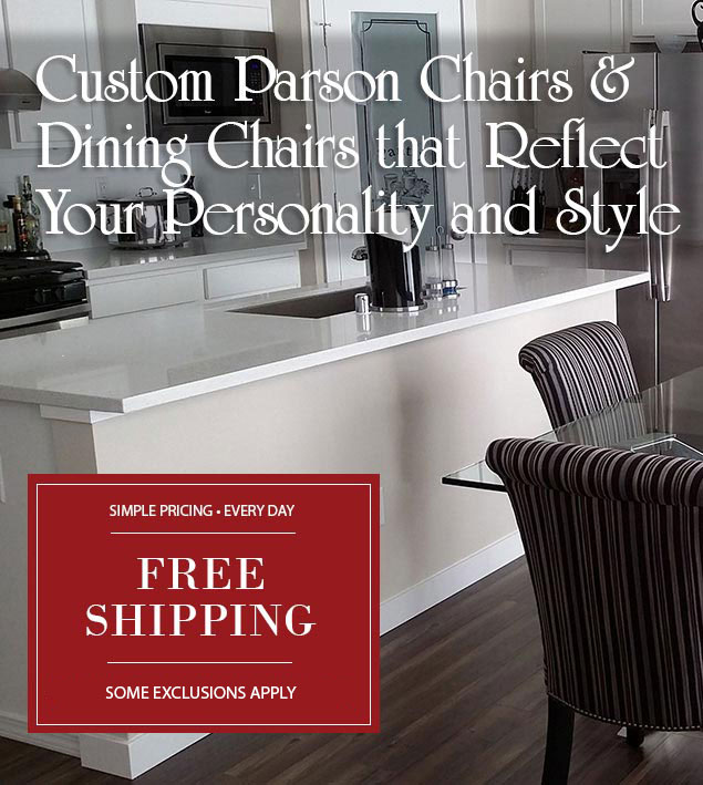 Free Shipping On All Upholstered Furniture
